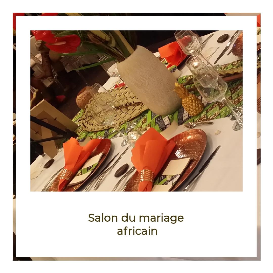 Le tout premier Salon du Mariage Africain de Bruxelles